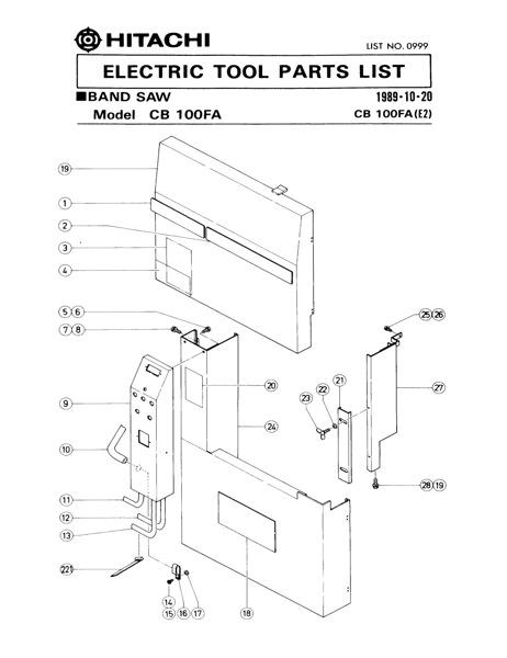 Hitachi Distributor Wiring Diagram
