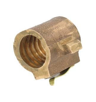 P KAL L-32-1-C Vise Cam Nut W/Pin & Spring